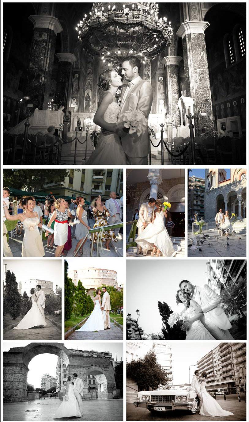 Φωτογράφιση γάμου Θεσσαλονικη,Λιμανι,